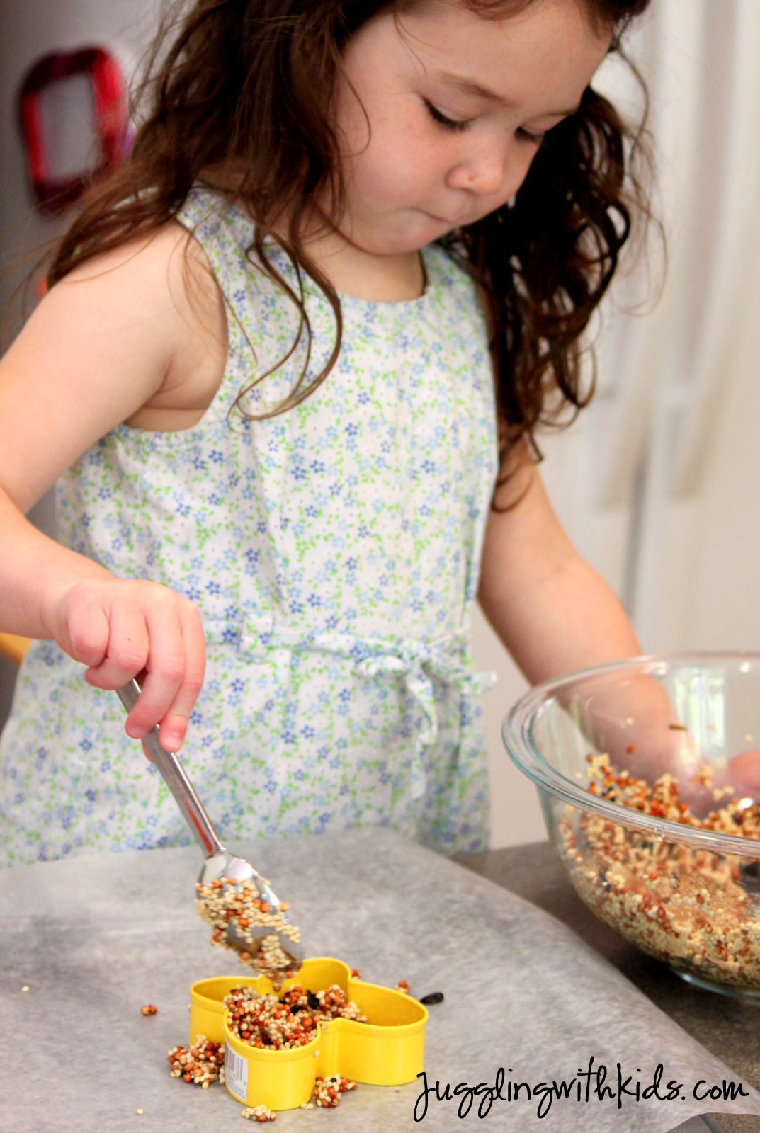 Cookie cutter recipes for toddlers