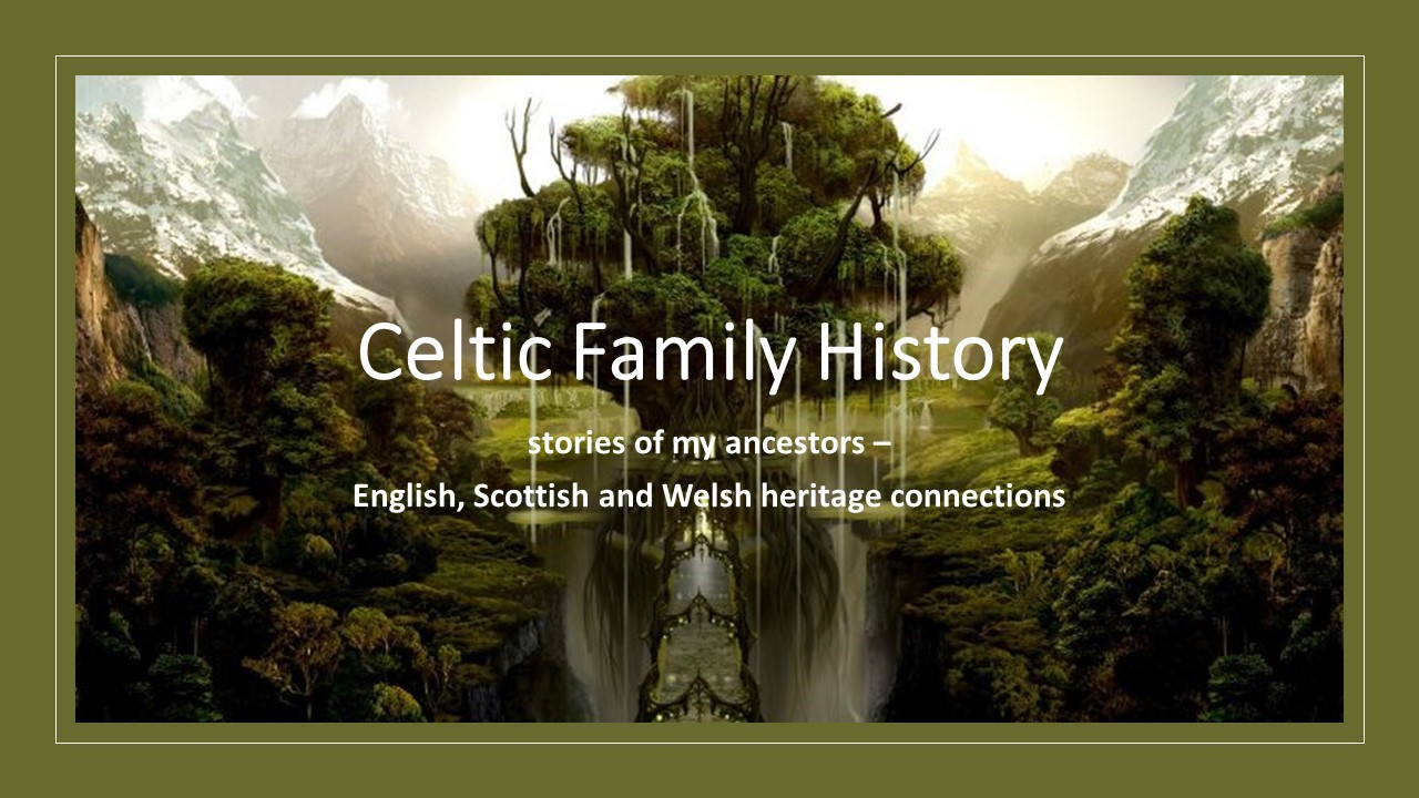 Celtic Family History