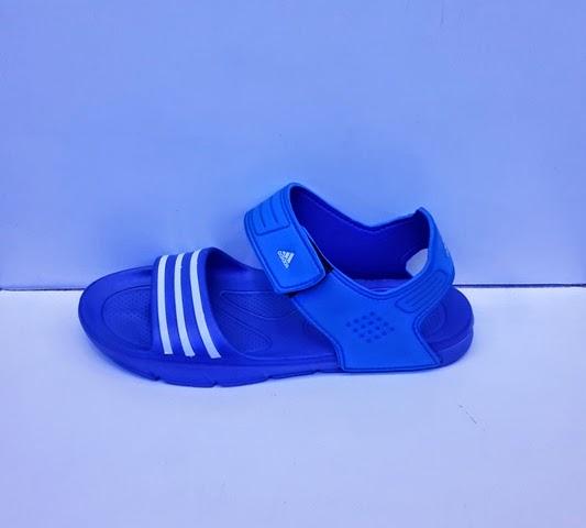 Sandal Adidas Aqua 8 hijau murah