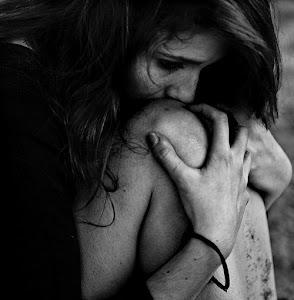 Se nota cuando llorás, pero no cuando reís.