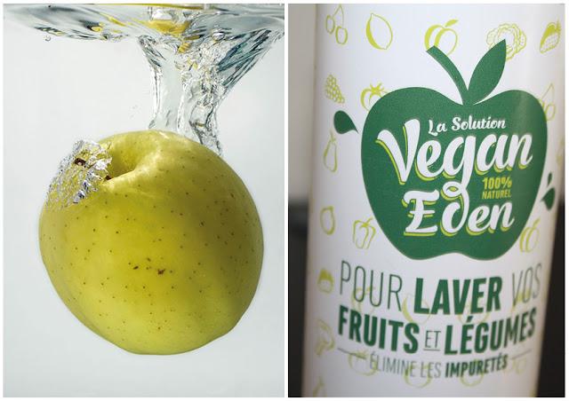 vegan eden solution pour laver légumes avis test naturel bio