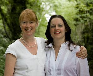 Donna and Caroline
