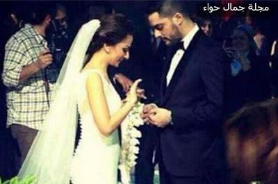 حسن الشافعي ينشر صوراً جديدة من زفافه! مجلة جمال حواء