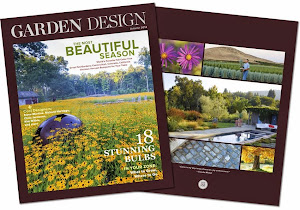 GARDEN DESIGN - Fall Issue is out!