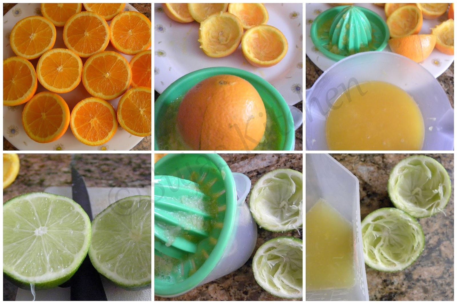 how to make sorbet without a blender