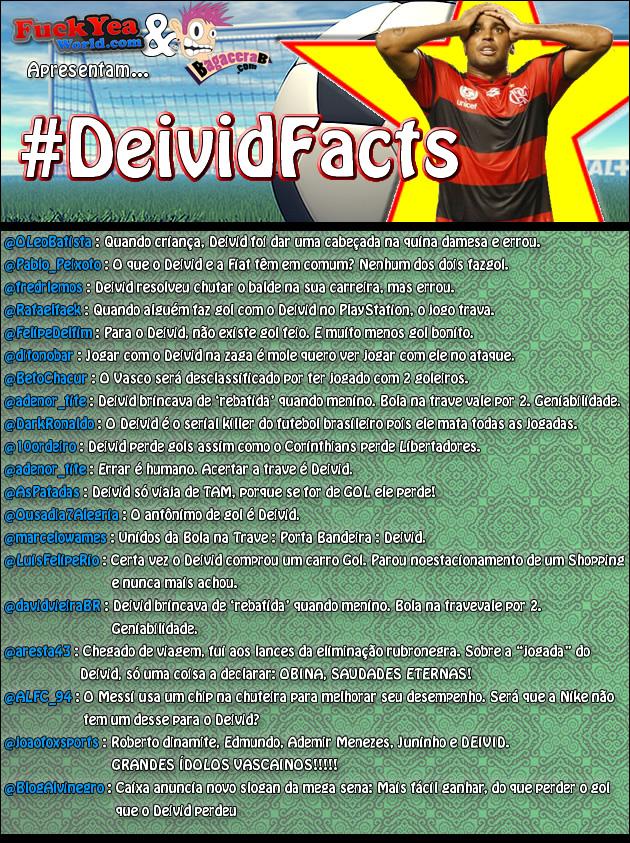Deivid Facts
