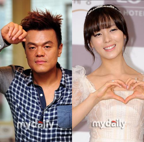 J.Y Park & Sunye