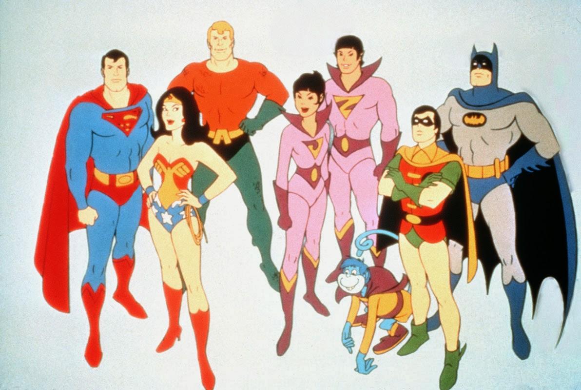 Os Super Amigos (Super Friends - 1973)   InfanTv