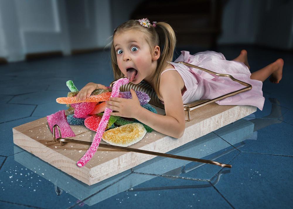 Fotos Criativas com Crianças - John Wilhelm