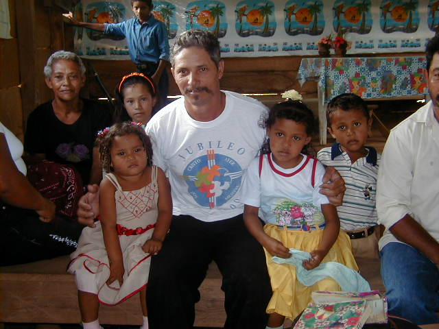Viviendo en familia. Nicaragua