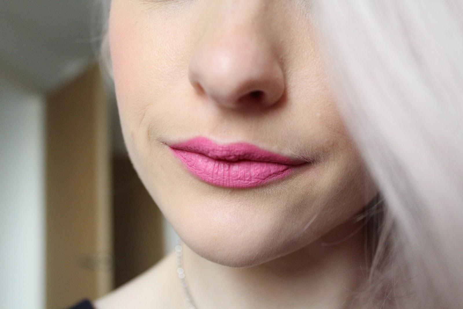 Illamasqua Lipstick in Corrupt