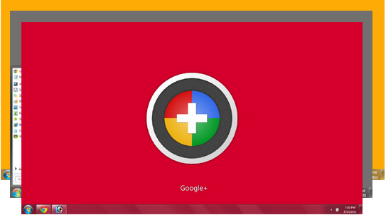 Google Plus Themes