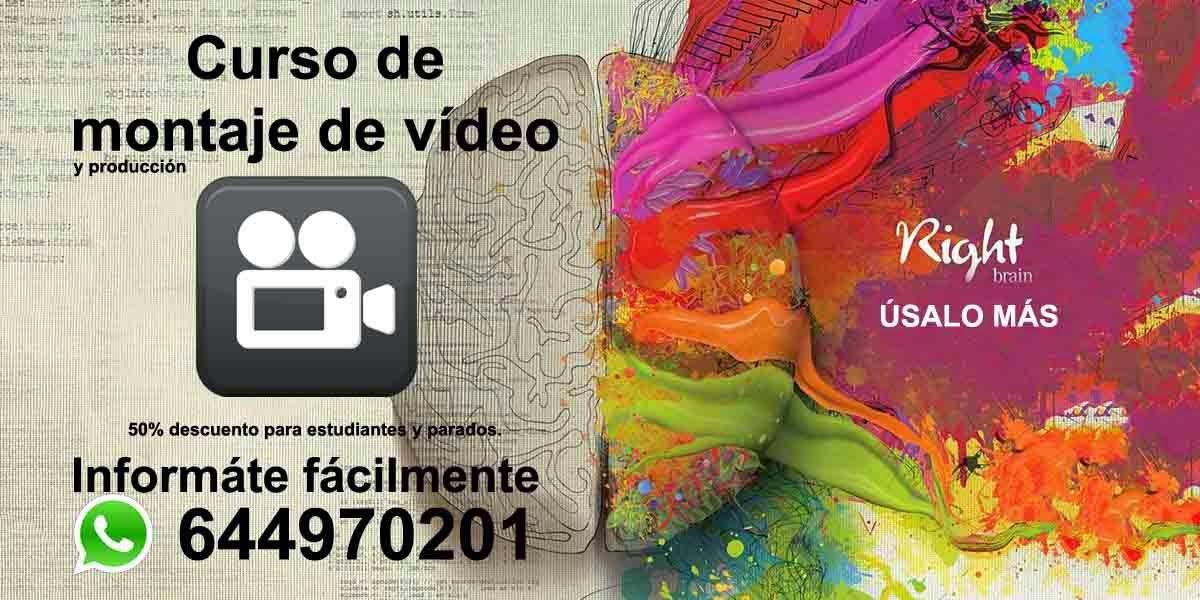 FORMACIÓN: Montaje de Vídeo