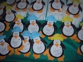 Pinguins para a Chegada do inverno