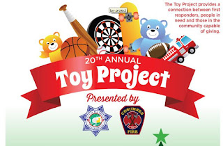 Elk Grove Christmas Toy Drive