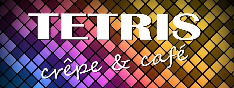 Tetris crepe & cafe