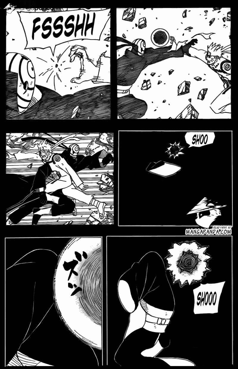 naruto Online 599 manga page 10