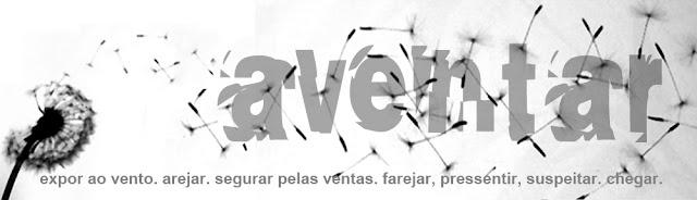 """AVENTANDO POR AQUI O """"AVENTAR"""""""