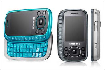 Samsung B3310 egg shaped cool phone from samsung
