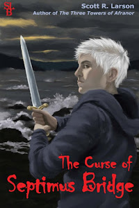 The New Fantasy Novel<br>from Scott R. Larson