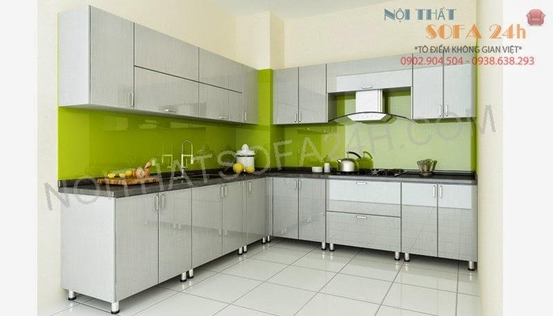 Tủ bếp TB065