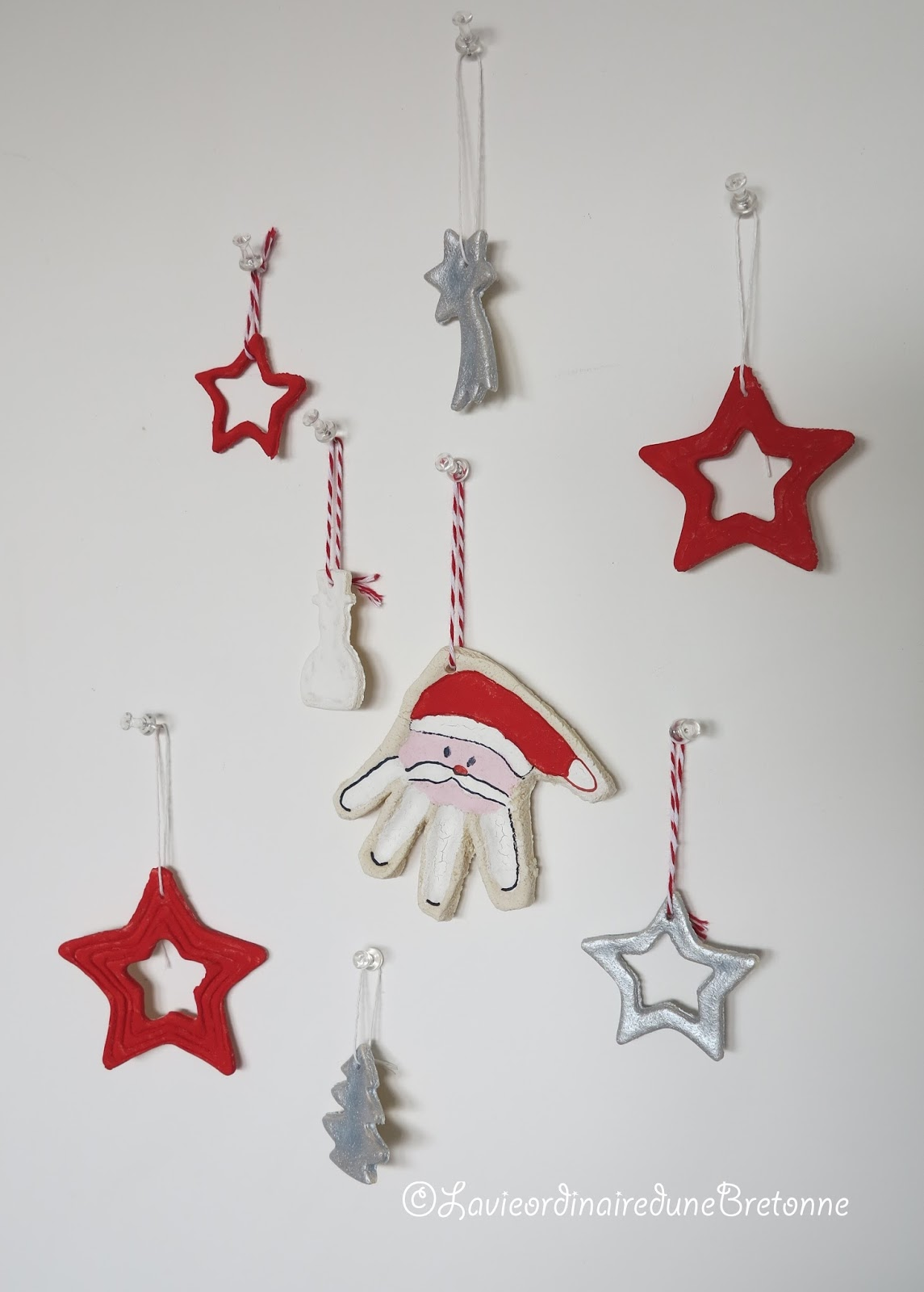 Les Decorations Particulieres De Noel
