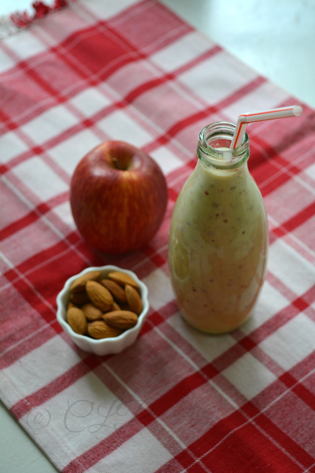 Apple Vegan Smoothie