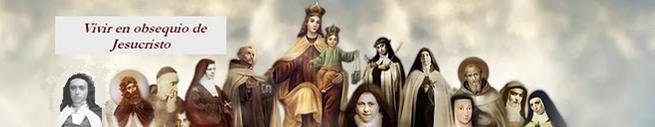 Santos Carmelitas Descalzos Rogad Por Nosotros