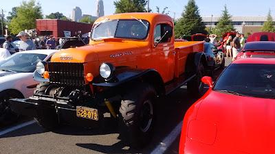 Sweet Dodge Truck