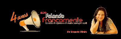 Blog Falando Francamente com Amannda Oliveira - A Notícia do Agreste e do Sertão Passa por Aqui