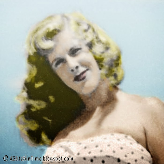 Bobbi-- from a 1950s photo