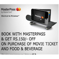 Inoxmovies : Get Rs. 150 Off on Purchase of movie ticket and food & brverage with mastercard : BuyToearn