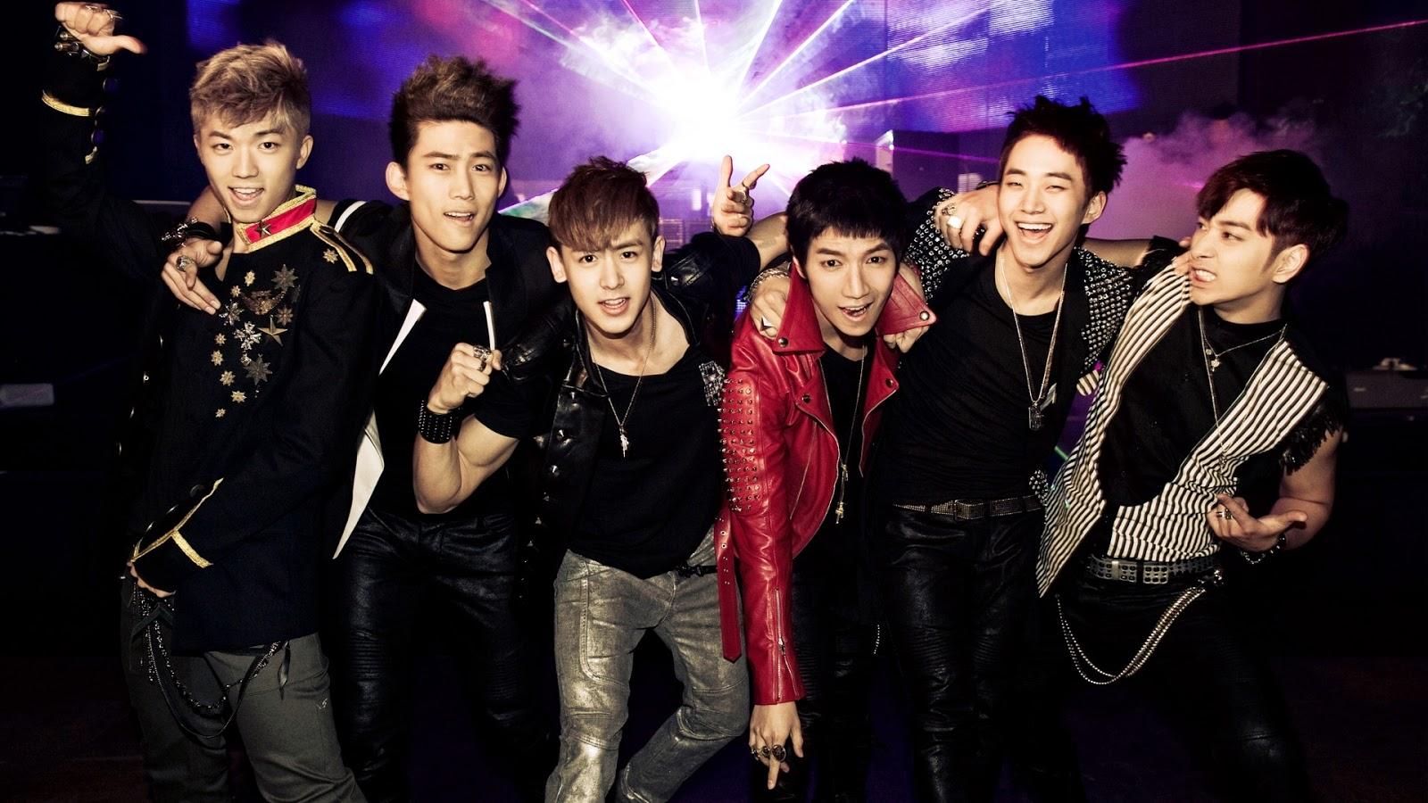 Foto boyband korea excite 74