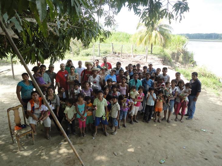 CPM com os Ribeirinhos, Comunidade Santa Maria.