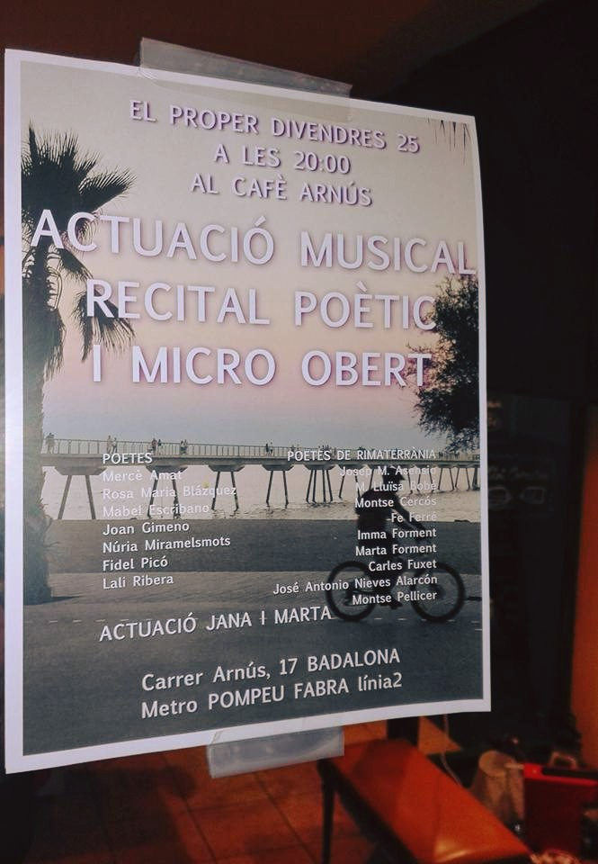 RECITAL CAFE ARNUS