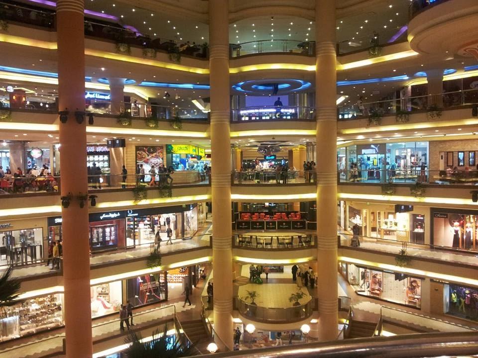 City Stars Mall Cairo Beautiful Shopping Mall