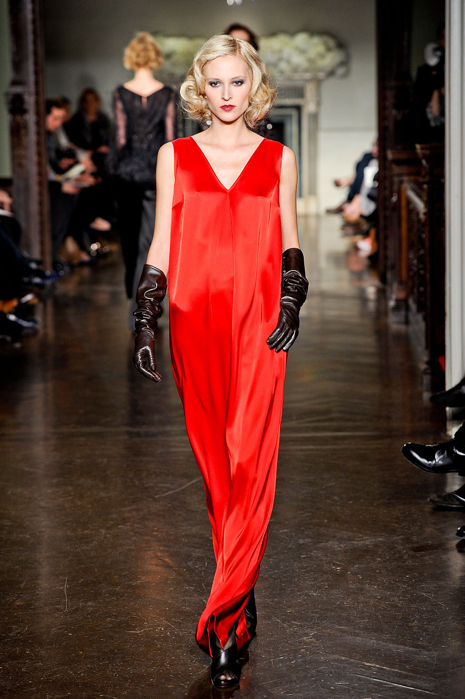 St John Fall/winter 2012 | red trend | inspiration