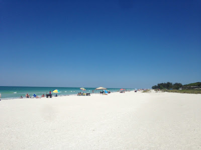 White Sandy Beaches of Anna Maria Island