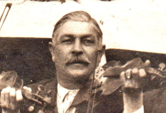 Ibro Milić kapelnik