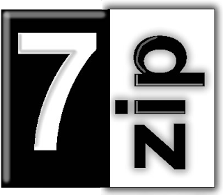 برنامج فك ضغط الملفات وضغط الملفات 7-Zip