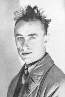 Man Ray  Portrait of Yves Tanguy   1934Yves Tanguy Portrait