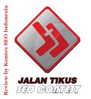 SEO Contest Jalan Tikus 2013