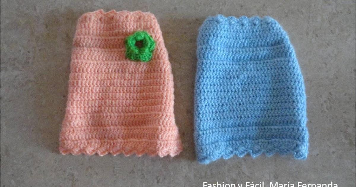 Atractivo Patrón De Crochet Fácil Para El Suéter Perro Pequeño ...