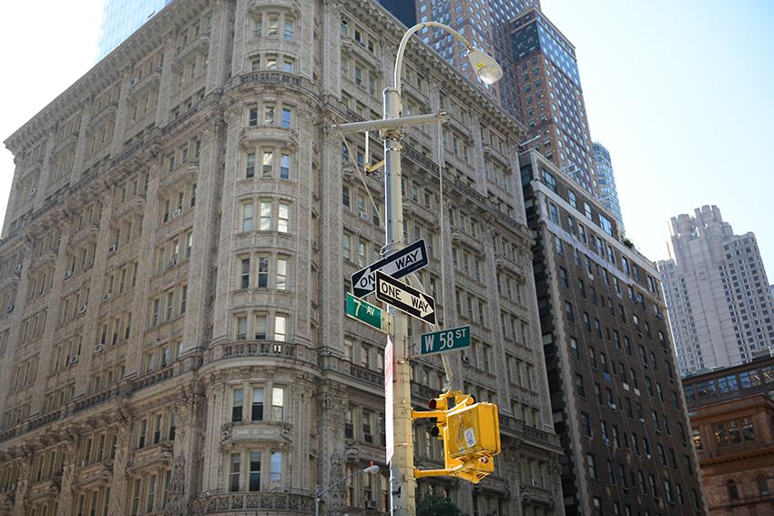 the petticoat photo diary new york friend of mine zara sirographics corners lights
