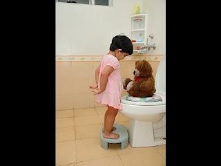 toilet training girls age 2