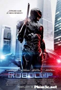 Cảnh Sát Người Máy - RoboCop