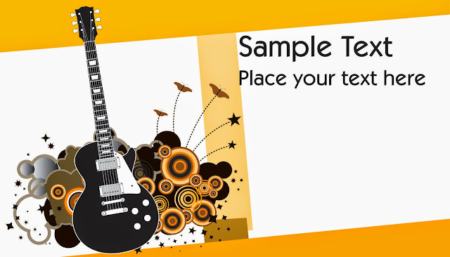 visiting-card-design-guitar-sample