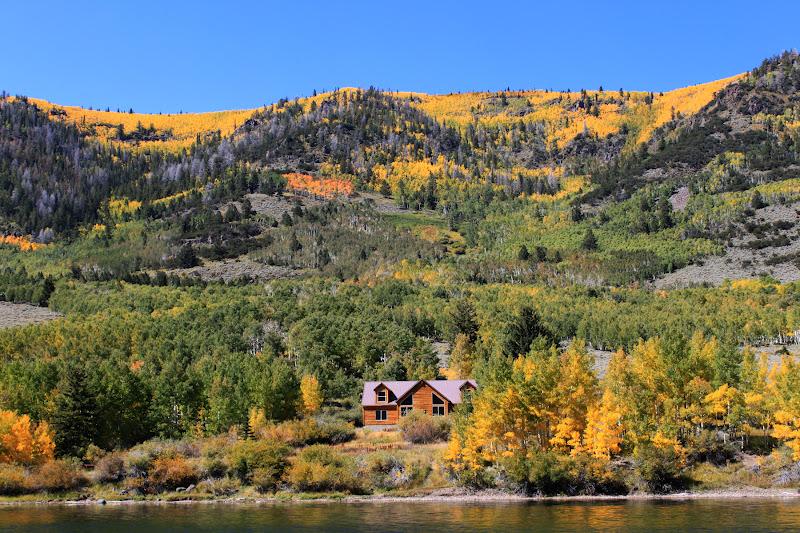 Rental cabins at fish lake utah moose hollow 18 person for Fish lake utah