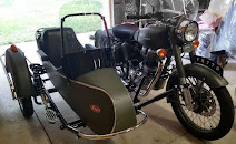 Mich. 2014 with sidecar
