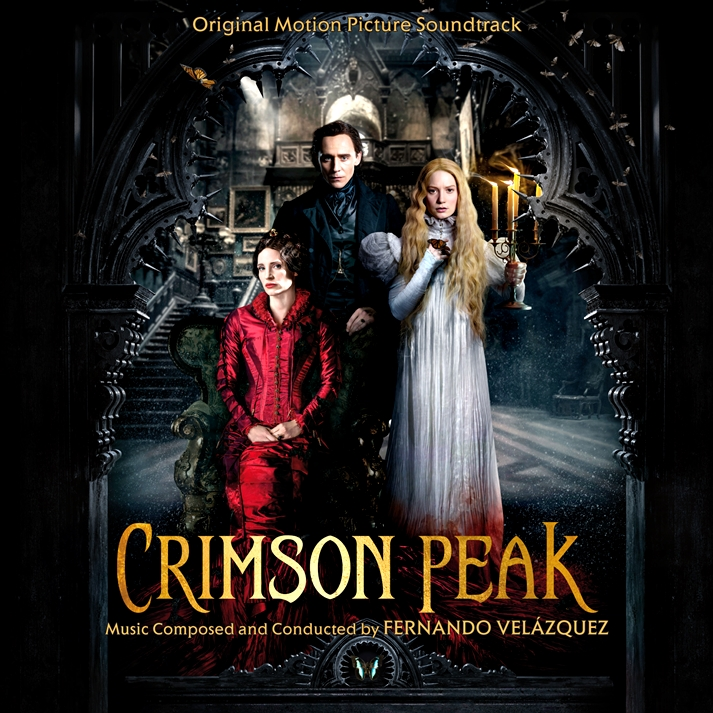 Crimson Peak Soundtrack